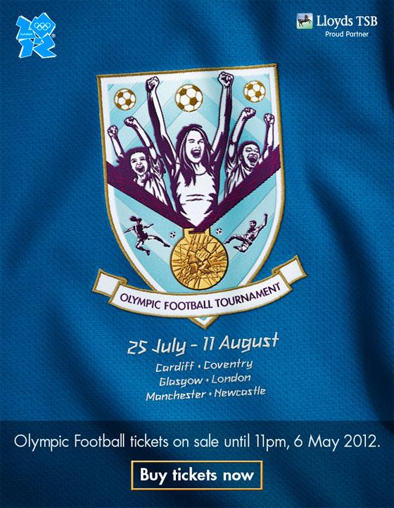 Olympic Football Tournament 2012